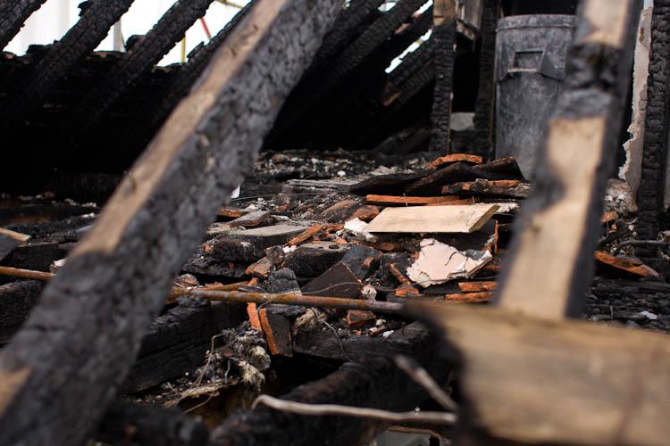 Jodi Warren Photography Burnt House